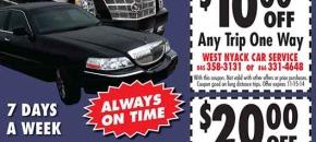 West Nyack Car Service 1/4 sept2014.indd
